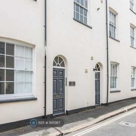 Rent this 2 bed apartment on 45 in King Street House King Street, Exeter EX1 1AT