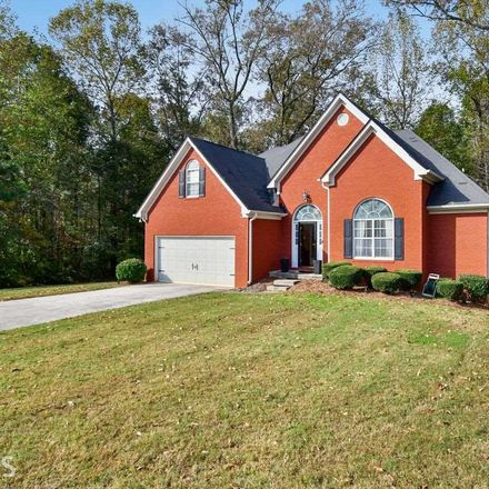 Rent this 4 bed house on 1040 Grace Marie Ln in Ellenwood, GA