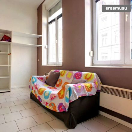 Rent this 1 bed apartment on 30 Rue de Loos in 59000 Lille, France