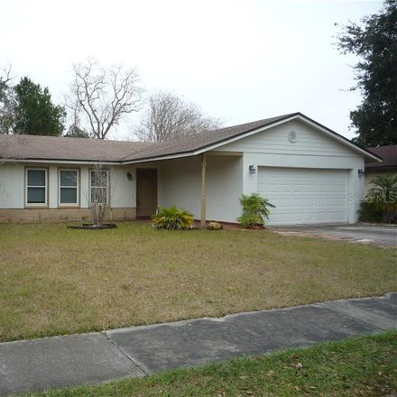 Rent this 3 bed house on 721 Eagle Avenue in Longdale, FL 32750