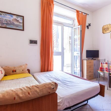 Rent this 1 bed apartment on MILKY Gelateria Naturale in Viale Guglielmo Marconi, 187/189