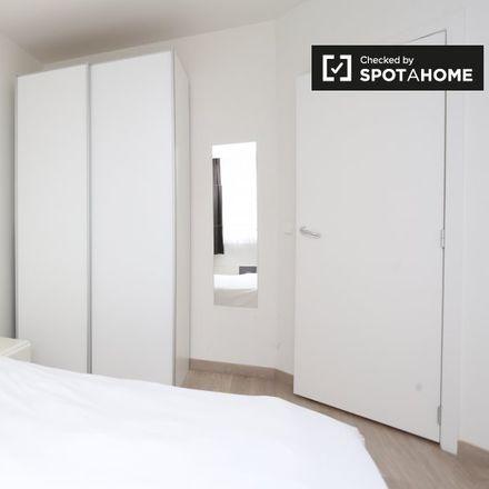 Rent this 1 bed apartment on Rue Stevin - Stevinstraat 128 in 1000 Ville de Bruxelles - Stad Brussel, Belgium