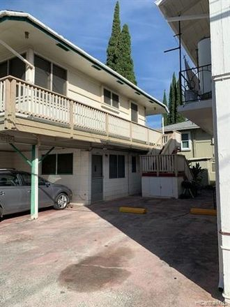 Rent this 1 bed apartment on 1632 Frog Lane in Honolulu, HI 96817