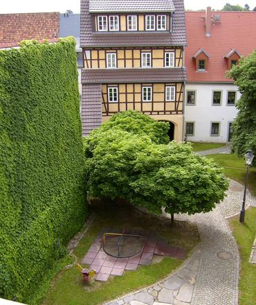 Rent this 3 bed apartment on Markt 9 in 09569 Oederan, Germany
