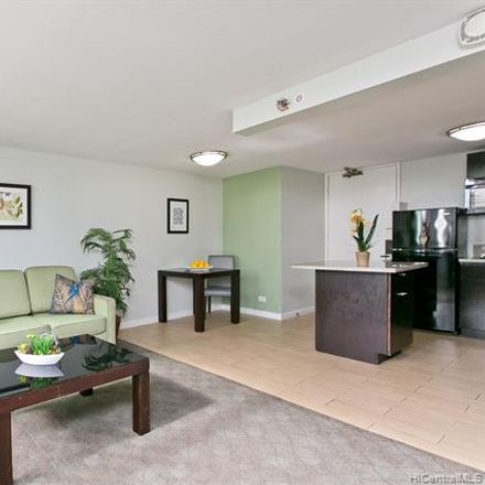 Rent this 1 bed condo on Island Colony in 445 Seaside Avenue, Honolulu