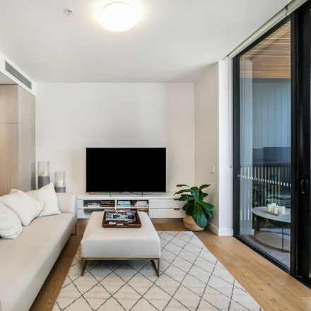 Rent this 1 bed apartment on 101/1 Foreshore  Boulevard