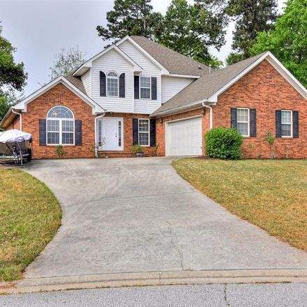 Rent this 4 bed house on 4100 Nantucket Circle in Grovetown, GA 30813