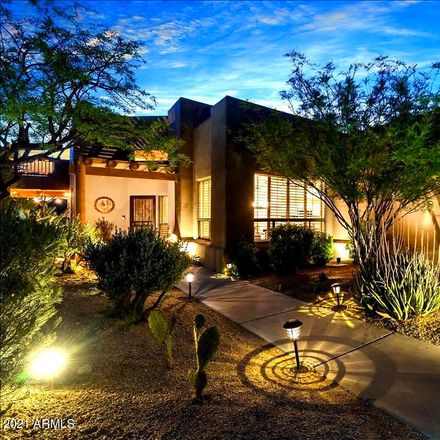 Rent this 3 bed house on 9173 East Sunflower Court in Scottsdale, AZ 85266