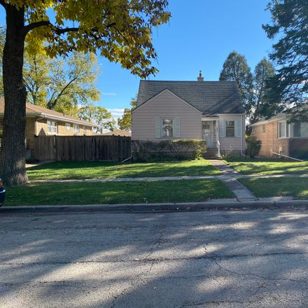 Rent this 3 bed house on 625 Linden Avenue in Bellwood, IL 60104
