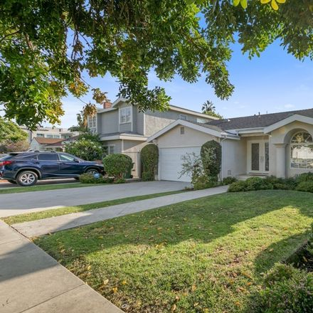 Rent this 3 bed house on 3027 Kelton Avenue in Los Angeles, CA 90034