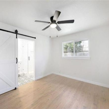 Rent this 4 bed house on 9204 Collinfield Drive in Austin, TX 78758