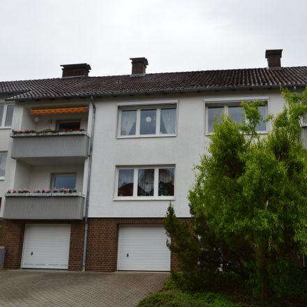 Rent this 3 bed apartment on Auf der Höhe 14 in 37574 Einbeck, Germany