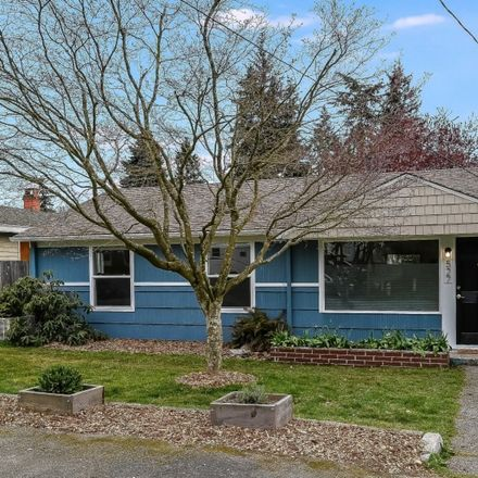 Rent this 3 bed house on 527 Northeast 127th Street in Seattle, WA 98125