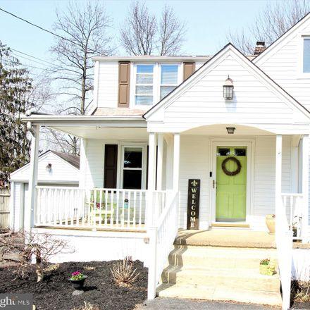Rent this 3 bed house on Wilson Rd in Wilmington, DE