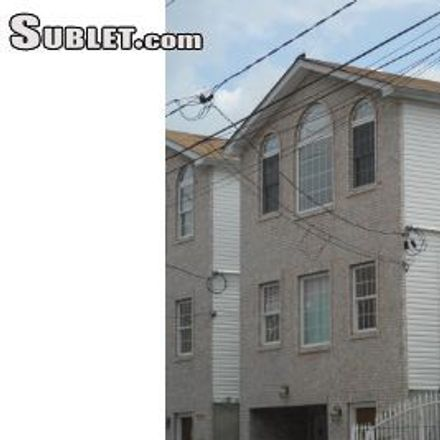 Rent this 3 bed house on 220 New York Avenue in Jersey City, NJ 07307