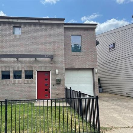 Rent this 2 bed condo on 1418 Beaumont Street in Dallas, TX 75215