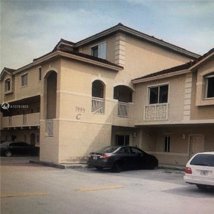 Rent this 2 bed condo on 7995 Northwest 8th Street in Flagami, FL 33126