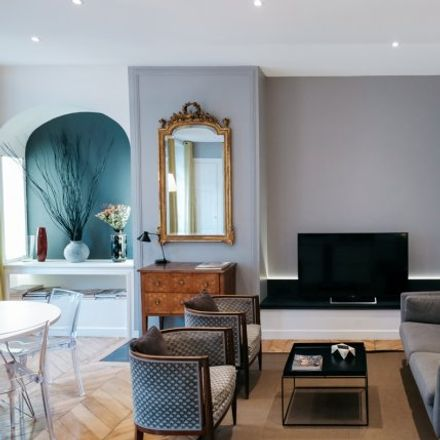 Rent this 1 bed apartment on 12 Rue d'Algérie in 69001 Lyon, France