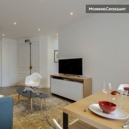 Rent this 2 bed apartment on 38 Rue Étienne Marcel in 75001 Paris, France