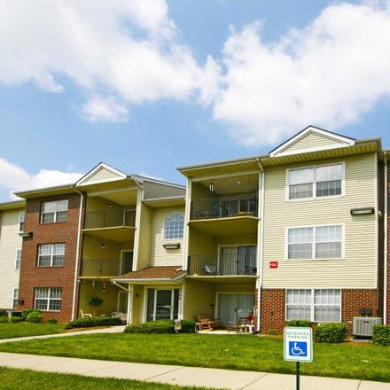Rent this 3 bed apartment on 5799 Trailview Court in Ballenger Creek, MD 21703