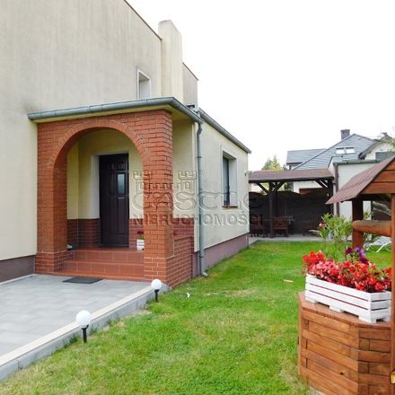 Rent this 4 bed house on Żabikowska 31 in 62-030 Luboń, Poland