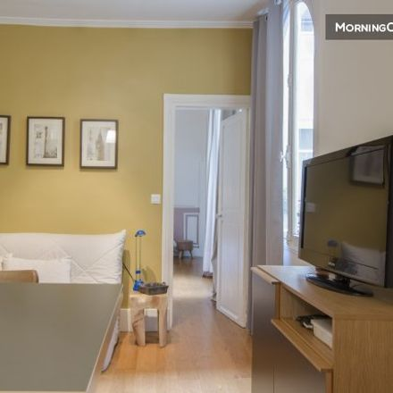 Rent this 1 bed apartment on 91 Rue Saint-Martin in 75003 Paris, France
