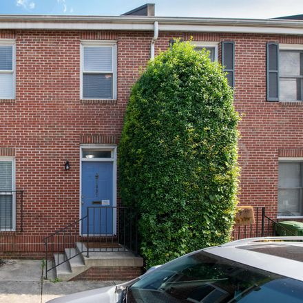 Rent this 3 bed townhouse on 2007 Fountain Street in Baltimore, MD 21231