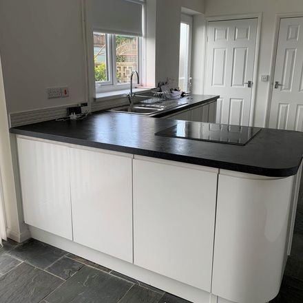 Rent this 3 bed house on Cranleigh Rise in Cardiff, United Kingdom