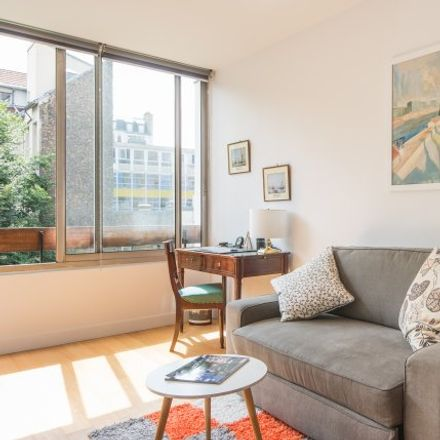 Rent this 1 bed apartment on 15 Rue Erlanger in 75016 Paris, France