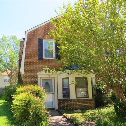 Rent this 2 bed townhouse on Mill Lake Quarter in Chesapeake, VA 23320