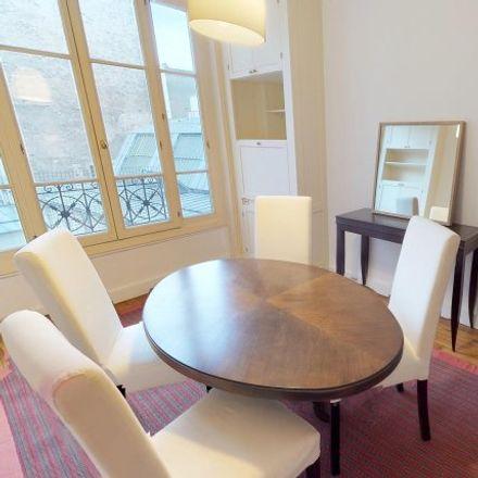 Rent this 1 bed apartment on 12 Rue des Hospitalières-Saint-Gervais in 75004 Paris, France