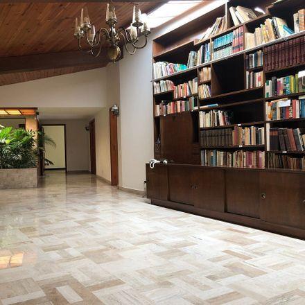 Rent this 3 bed apartment on Calle Montaña in Jardines del Pedregal de San Ángel, 04500 Mexico City