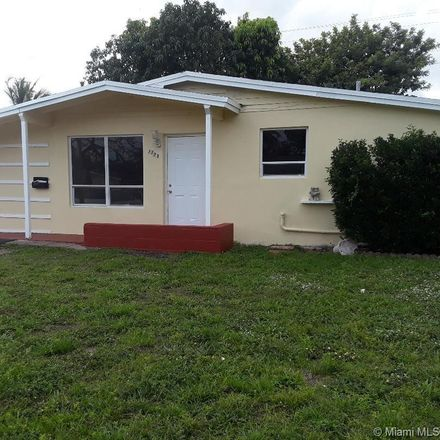 Rent this 5 bed house on 1173 Northwest 43rd Terrace in Lauderhill, FL 33313