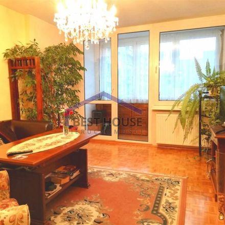Rent this 4 bed apartment on Franciszka Hynka 7 in 54-129 Wroclaw, Poland
