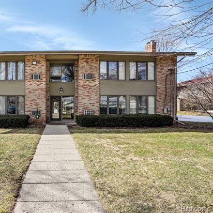 Rent this 2 bed condo on Concord Pl in Bloomfield Hills, MI