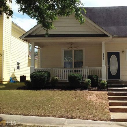 Rent this 3 bed house on Parkway Cir in Atlanta, GA