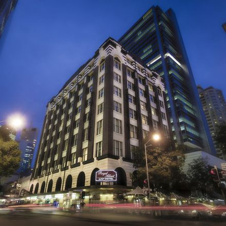 Rent this 1 bed apartment on Royal Albert Hotel in 167 Albert Street, Brisbane City QLD 4004