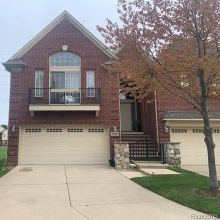 Rent this 2 bed condo on 45898 Grant Court in Macomb Township, MI 48044