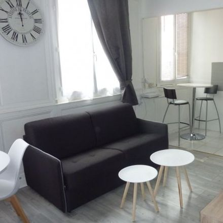 Rent this 1 bed apartment on 49 Rue Cauchoise in 76000 Rouen, France