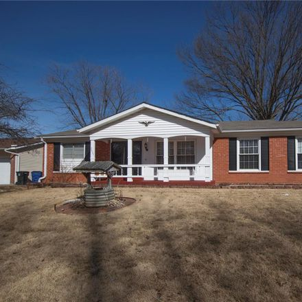 Rent this 3 bed house on Yorkshire Dr in Florissant, MO