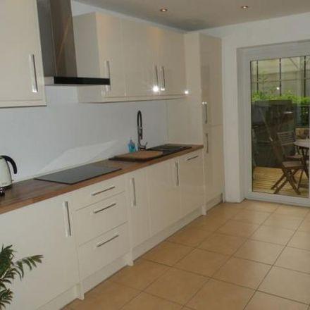 Rent this 3 bed house on Borough Bowling Club in Hibernia Street, Scarborough YO12 7DJ