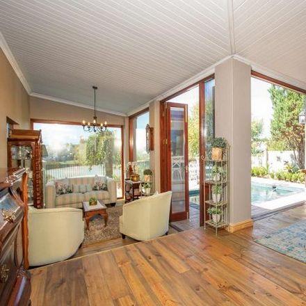 Rent this 4 bed house on Van Riebeeck Street in Peerless Park, Kraaifontein