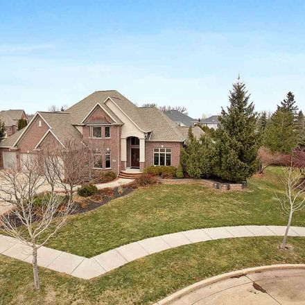 Rent this 4 bed house on 4416 North Bunting Court in Appleton, WI 54913