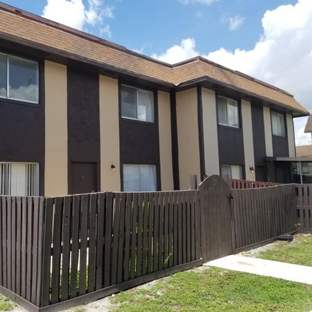 Rent this 2 bed townhouse on Sherwood Forest Blvd in West Palm Beach, FL