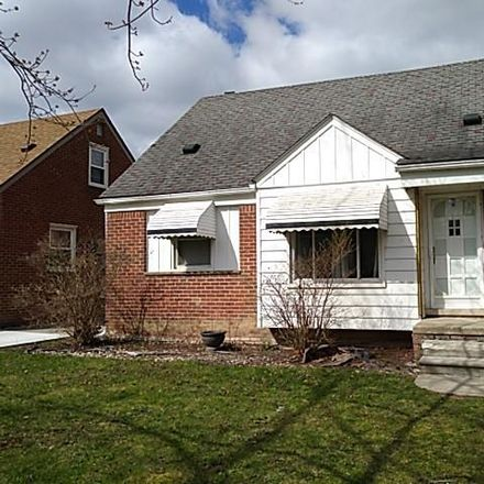 Rent this 3 bed house on Biltmore St in Inkster, MI