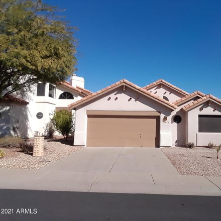 Rent this 3 bed house on 3538 East South Fork Drive in Phoenix, AZ 85044