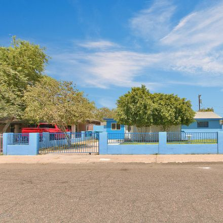 Rent this 3 bed house on 2812 West Glenrosa Avenue in Phoenix, AZ 85017