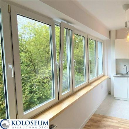 Rent this 1 bed apartment on Marymoncka in 01-809 Warsaw, Poland