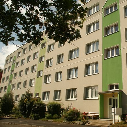 Rent this 2 bed apartment on Robert-Schumann-Straße 7 in 06712 Zeitz, Germany