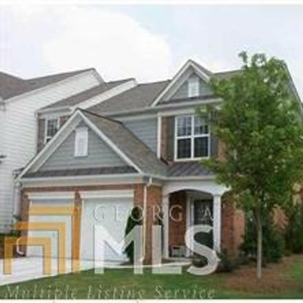 Rent this 3 bed townhouse on Hailston Ln in Duluth, GA